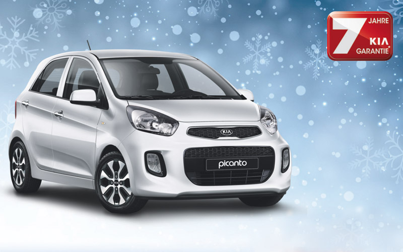KIA Picanto Dream Team 15
