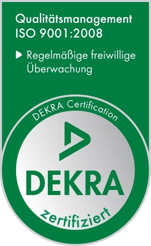 DEKRA - Qualitätsmanagement - ISO 9001-2008